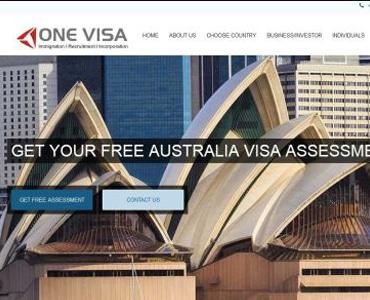 One-Visa