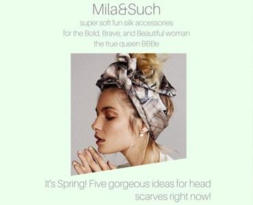 Mila Sohn Blog