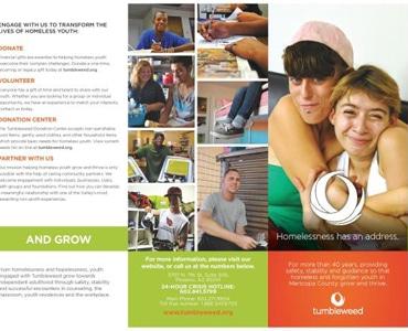 Tumbleweed Brochure