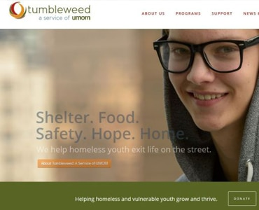 Tumbleweed Web Copy