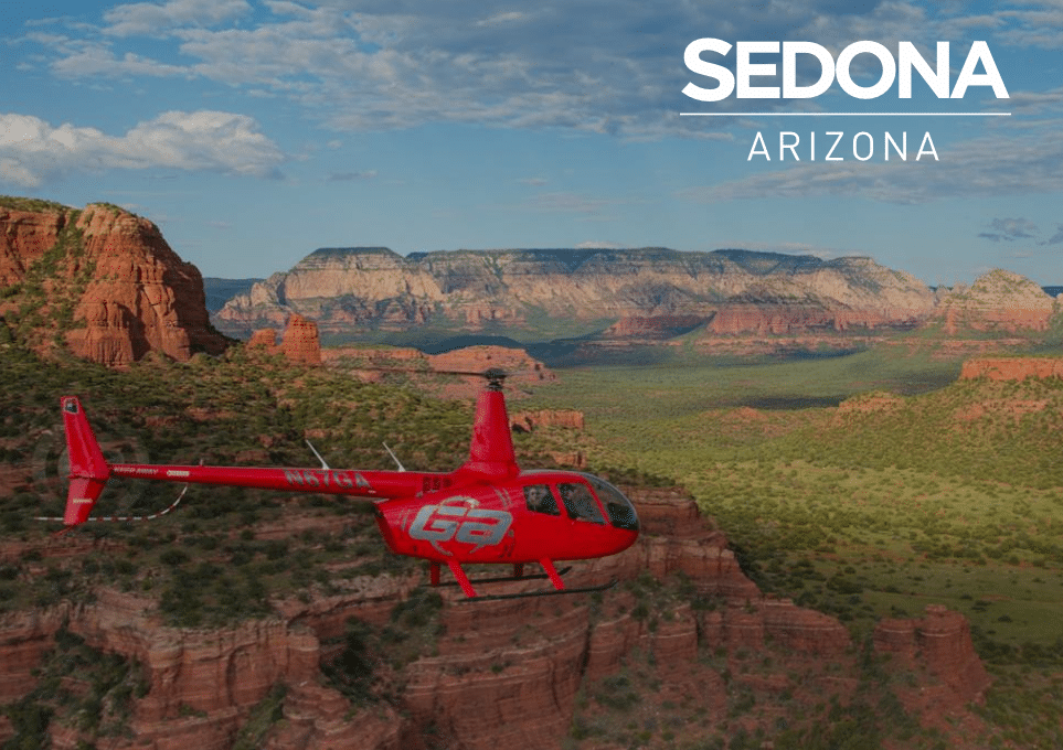 Sedona Helicopter Tours to Cease Overflights of Town, Sensitive Areas
